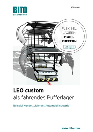 Profitieren Sie von der Einfachheit des LEO Systems!